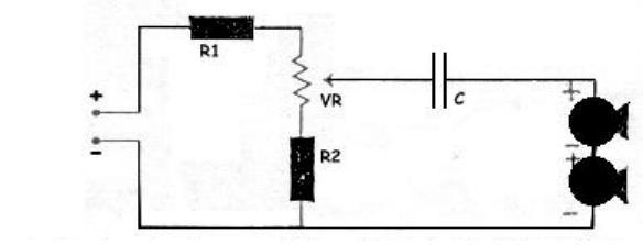 piezo tweeter wiring diagram   28 wiring diagram images
